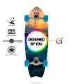 Custom Surf Skate 1
