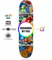 """Kids"" Custom skateboard"