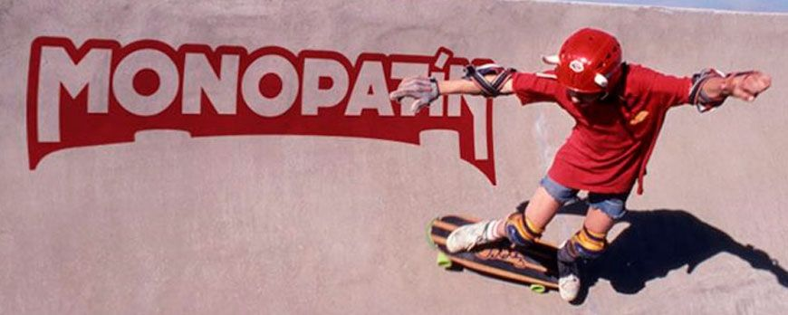 """Monopatín"" El documental sobre skateboard"