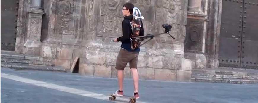 """Así se grabó """"I am skate"""""""