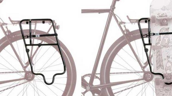 Soporte de skate para tu bici