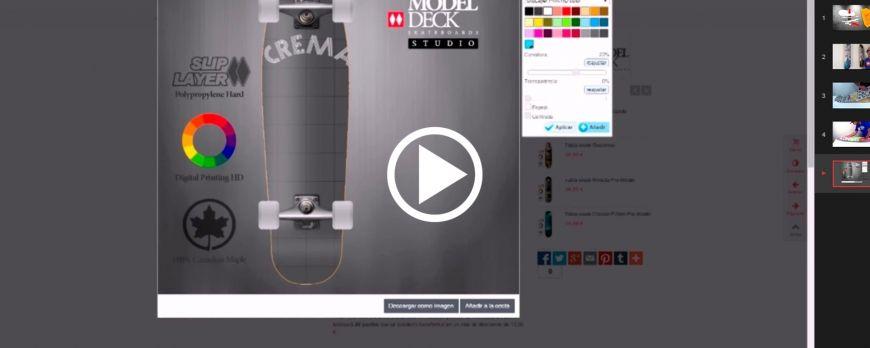 Programa de diseño para tablas de skate y longboard online