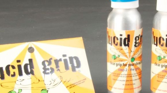 Lija en spray / Lucid Grip
