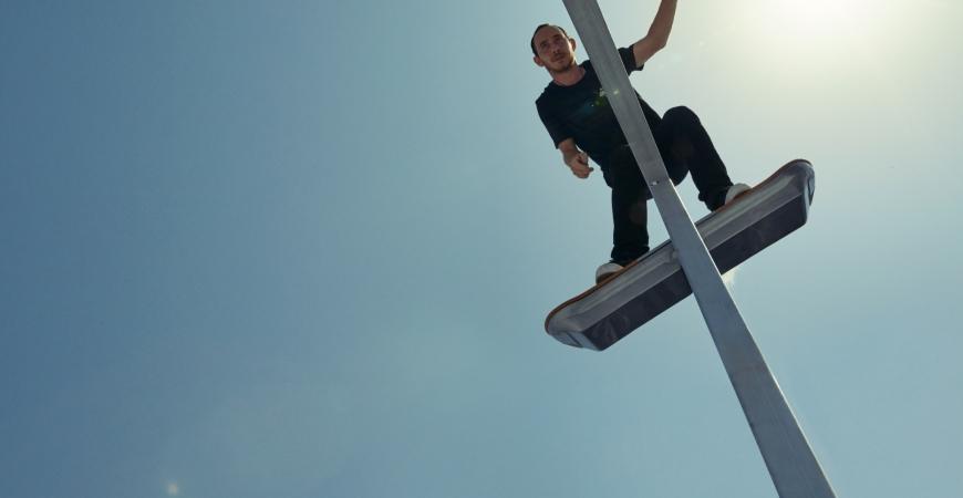 Lexus Hoverboard, el skateboard volador más avanzado hasta la fecha