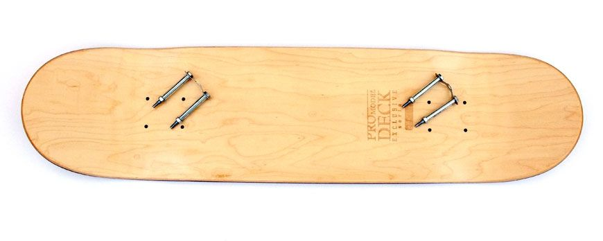 How to Hang a skateboard on the wall