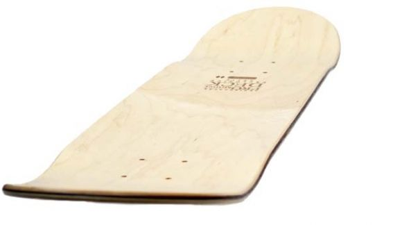 Tablas de skate Blank sin dibujo