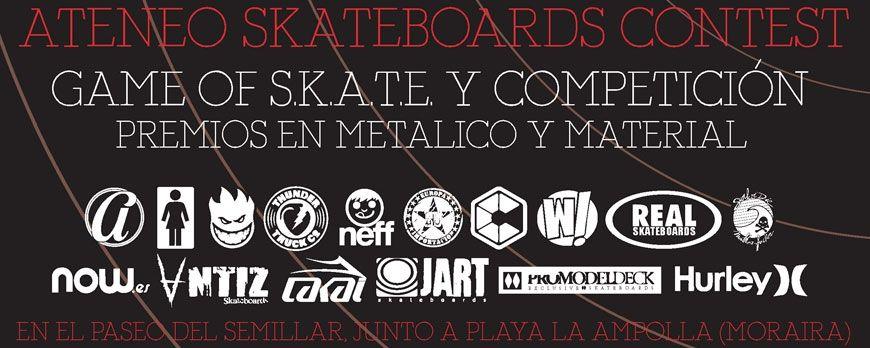 Skateboarding Day - 21 de Junio 2014 - Ateneo Xtrem