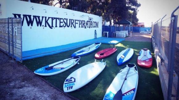 KITESURFPIRATA.COM - Nueva escuela/tienda de Kitesurf y Paddlesurf Murcia