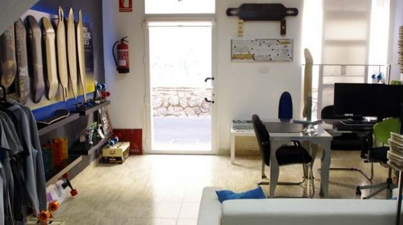 Pro Model Skateboard Deck Studio. Murcia