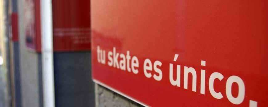 Pro Model Deck Skateboards Studio. Murcia