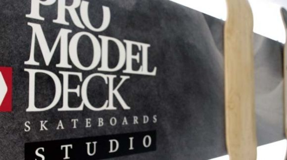 Pro Model Deck Skateboards Studio. Murcia
