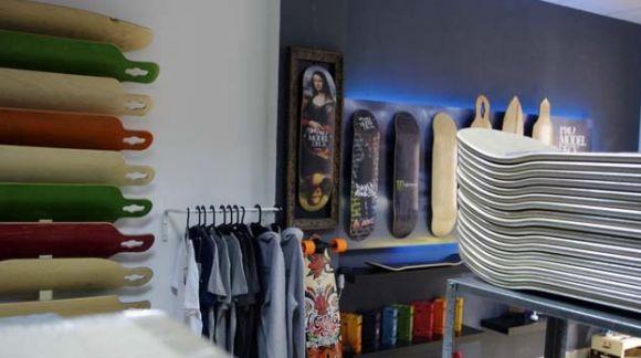Pro Model Skateboard Deck Studio. Murcia