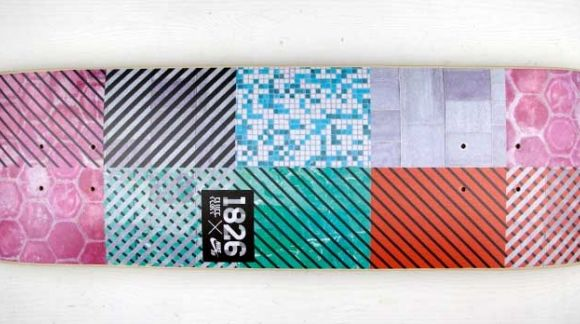 New skateboards for Nike Sb manufactured by Pro Model Deck