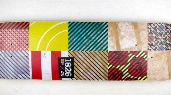 Nuevas tablas de skate para Nike Sb fabricadas por Pro Model Deck