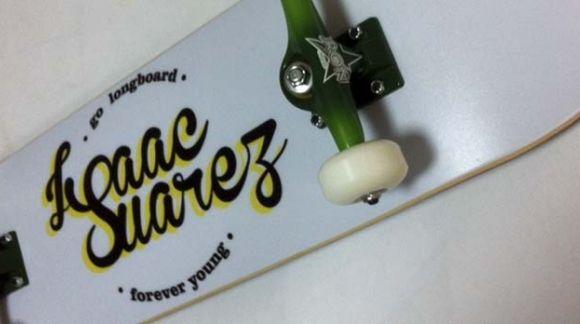 Imprimir skateboards o monopatines, loongboard