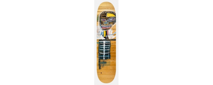 Skateboards deck in art museums, Moma NYC