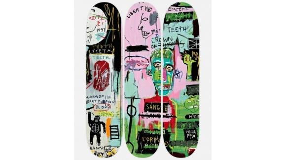 Tablas de skate en museos de arte, Moma NYC