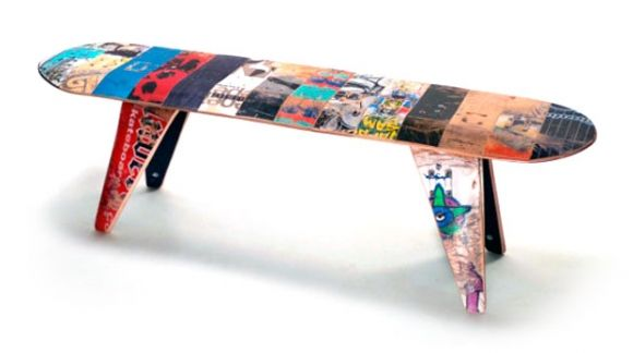 Tablas de skate para decorar