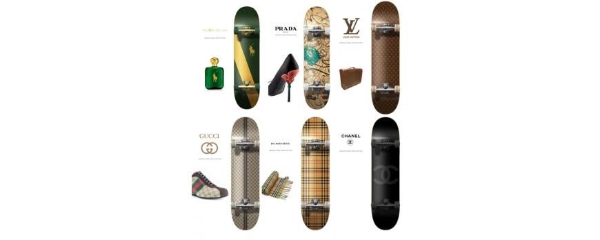 Tablas de skate edición limitada