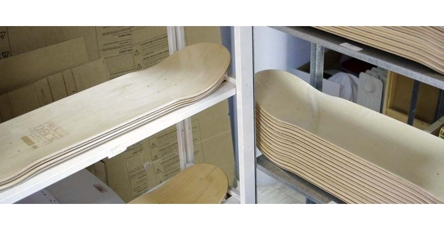 Estúdio Pro Model Deck Skates. Murcia / Espanha