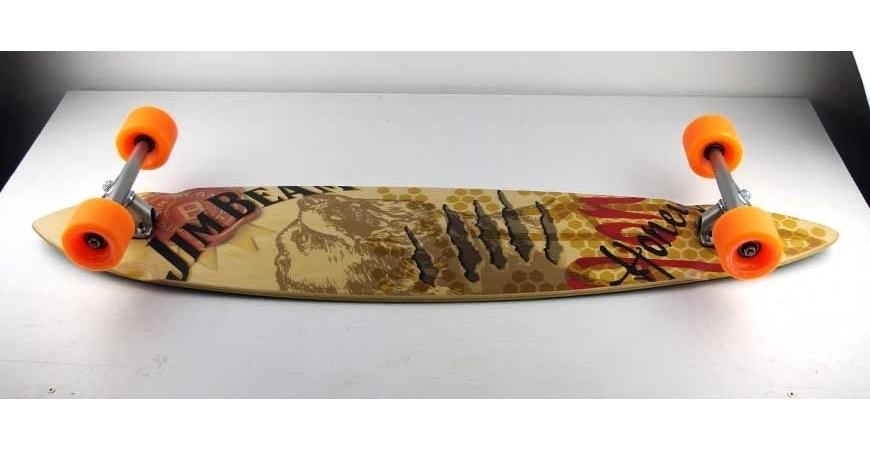 Longboards para Jim Beam para agência de publicidade