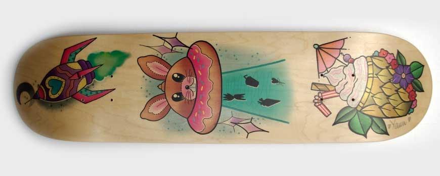 Skate INK Tattoo