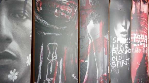 Hunter & Gatti Collectors Edition Skateboards