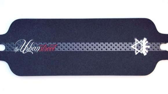 Custom Griptape for skateboards